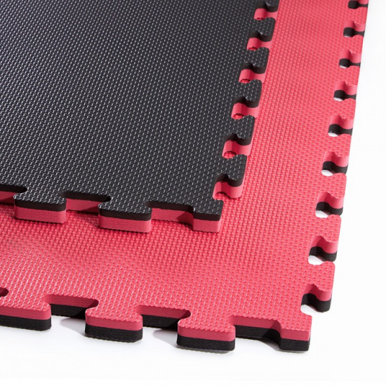 Мат-пазл (ласточкин хвіст) 4FIZJO Mat Puzzle EVA 100 x 100 x 2 cм - фото №1