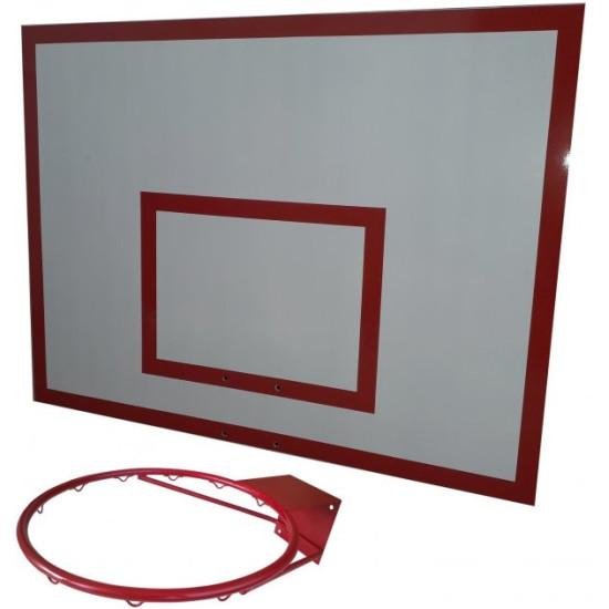 Баскетбольный щит  BasketSport БМ-120 - фото №1