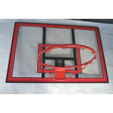 Баскетбольный щит Vigor 112X75 (BB001)