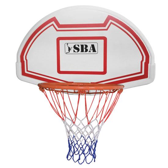 Баскетбольный щит  SBA S005 90x60 см - фото №1
