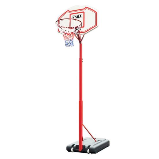 Баскетбольная стойка  SBA PE003 90x60 см - фото №1