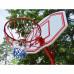 Баскетбольная стойка  SBA PE003 90x60 см - фото №7