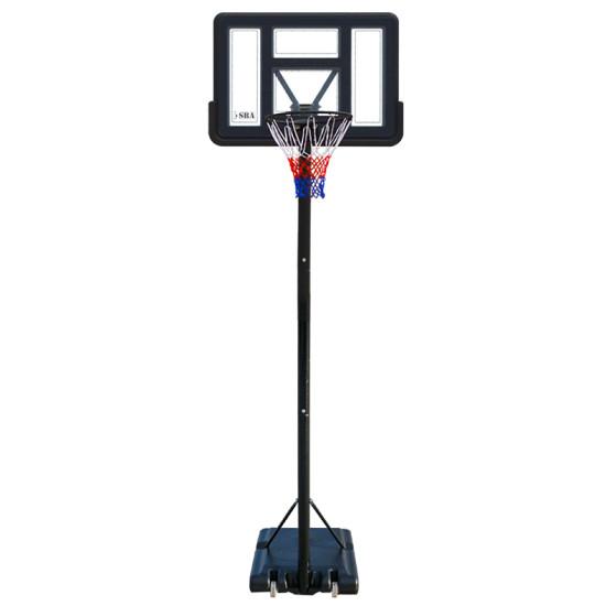 Баскетбольная стойка  SBA S003-20 110x75 см - фото №1
