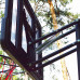 Баскетбольная стойка  SBA S003-20 110x75 см - фото №5