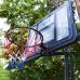 Баскетбольная стойка  SBA S003-20 110x75 см - фото №2