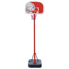 Баскетбольная стойка SBA S881G детская 41x33 см