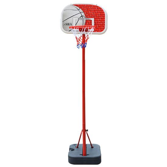 Баскетбольная стойка  SBA S881G детская 41x33 см - фото №1