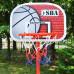 Баскетбольная стойка  SBA S881G детская 41x33 см - фото №2