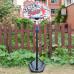 Баскетбольная стойка  SBA S881R детская 66x46 см - фото №3