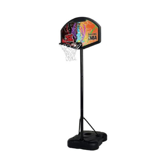 Баскетбольная стойка  Spalding  Junior Composite 32 (58232CN) - фото №1