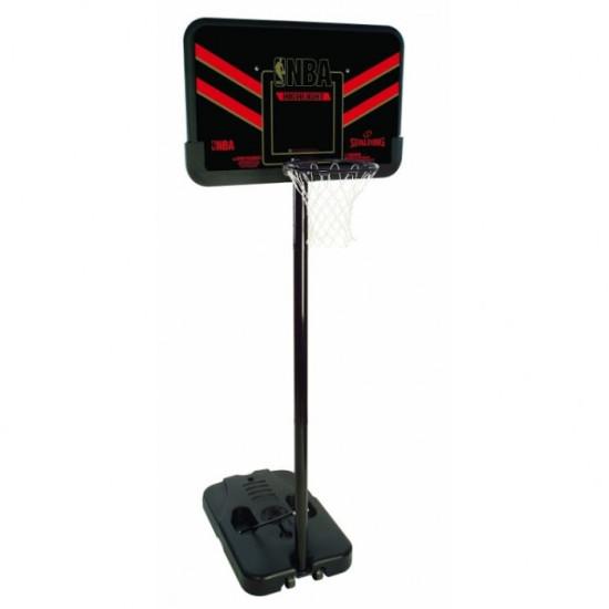 Баскетбольная стойка  Spalding Highlight Composite Portable 44 (61798CN)  - фото №1