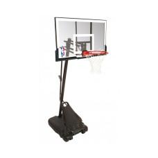 Баскетбольная стойка Spalding Gold Rectangle Acrylic 48 (66634CN)