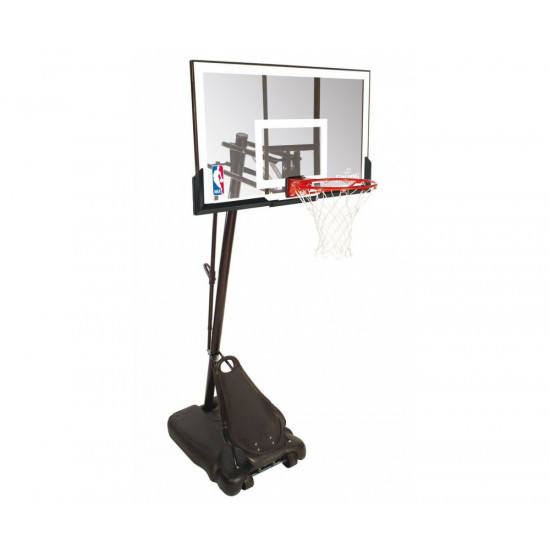 Баскетбольная стойка  Spalding Gold Rectangle Acrylic 48 (66634CN) - фото №1