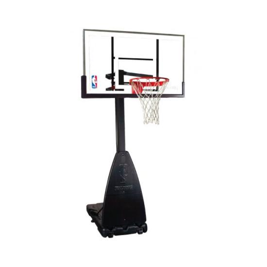 Баскетбольная стойка  Spalding Platinum Rectangle Acrylic 54 (68490CN) - фото №1