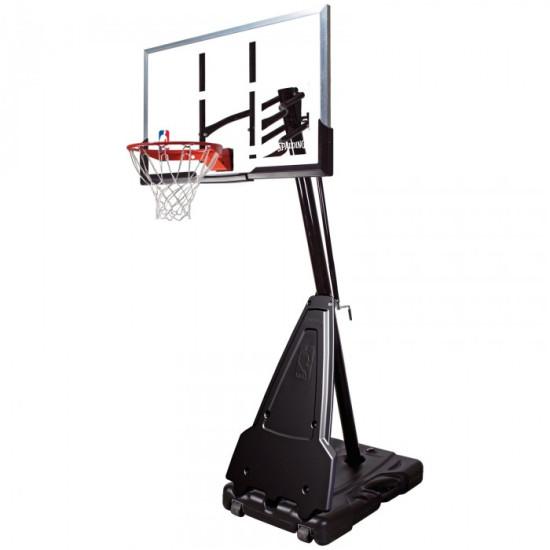 Баскетбольная стойка  Spalding Portable Acrylic 60 (68562CN)  - фото №1