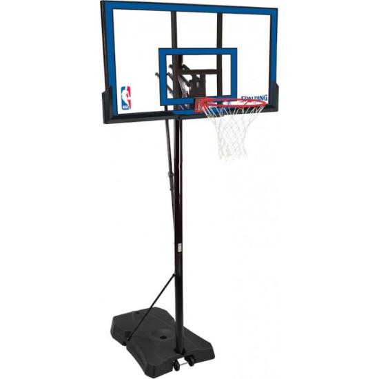 Баскетбольная стойка  Spalding Gametime serie 48 (73655CN)  - фото №1