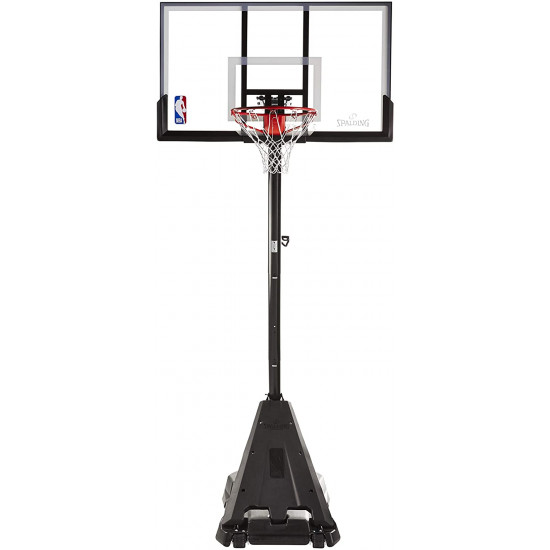 Баскетбольная стойка  Spalding Angled Pole 54 (75746CN)  - фото №1