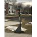 Баскетбольная стойка  Spalding Angled Pole 54 (75746CN)  - фото №4