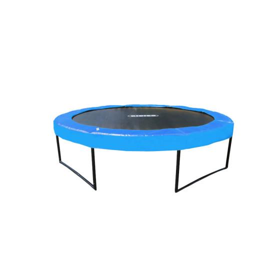 Батут  KIDIGO Premium 304 см Blue - фото №1