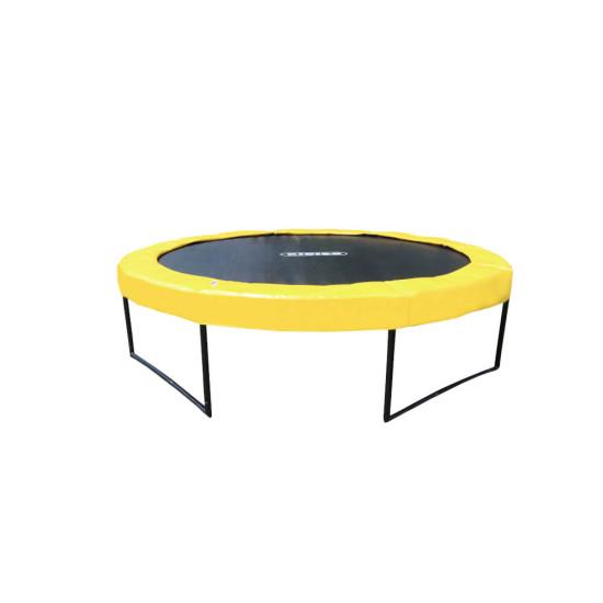 Батут  KIDIGO Premium 304 см Yellow - фото №1