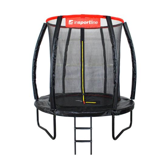Батут  inSPORTline Flea 183 см с внутренней сеткой - фото №1