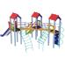 Детский игровой комплекс  Kidigo  Три мушкетера 1,5 - фото №1