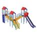 Детский игровой комплекс  Kidigo  Три мушкетера 1,5 - фото №4