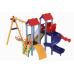 Детский игровой комплекс  Kidigo  Avalon пластик 1,5 - фото №1