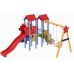 Детский игровой комплекс  Kidigo  Avalon пластик 1,5 - фото №3