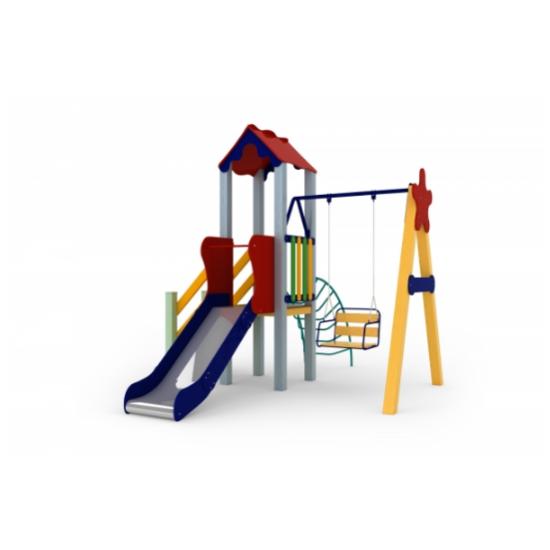 Детский игровой комплекс  Kidigo  Бабочка 0,9  - фото №1