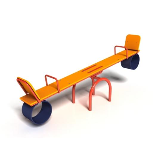 Детский игровой комплекс  Kidigo Старт с металлическим каркасом - фото №1