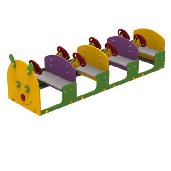 Детский игровой комплекс  Kidigo  Caterpillar - фото №1