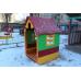 Детский игровой комплекс  Kidigo  Детский домик - фото №3
