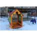 Детский игровой комплекс  Kidigo  Детский домик - фото №2