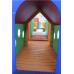 Детский игровой комплекс  Kidigo Паровоз - фото №5