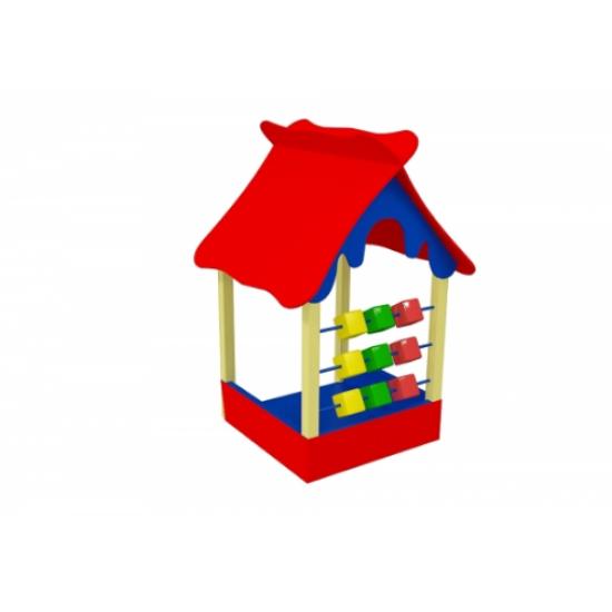 Детский игровой комплекс  Kidigo Детский домик Веранда - фото №1