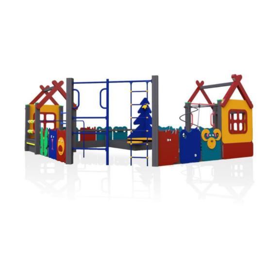 Детский игровой комплекс  Kidigo  Play all time - фото №1