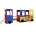 Детский игровой комплекс  Kidigo  Троллейбус - фото №3