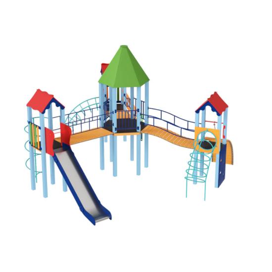 Детский игровой комплекс  Kidigo  Шестигранник - фото №1