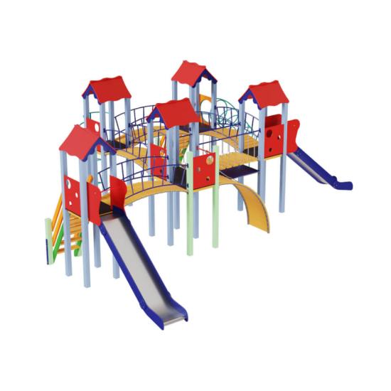 Детский игровой комплекс  Kidigo  Жабка - фото №1
