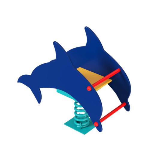 Детский игровой комплекс  Kidigo Дельфин - фото №1