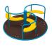 Детский игровой комплекс  Kidigo Бумеранг - фото №4