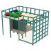 Детский игровой комплекс  Kidigo  Lounge - фото №3
