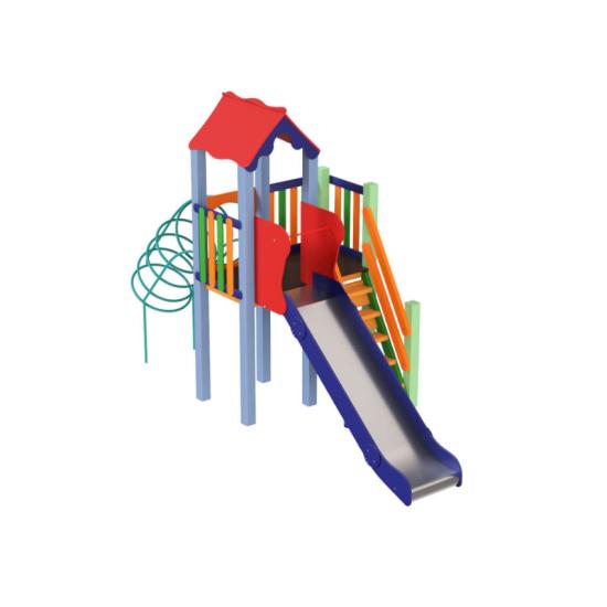 Детский игровой комплекс  Kidigo  Медуза 1,2 - фото №1