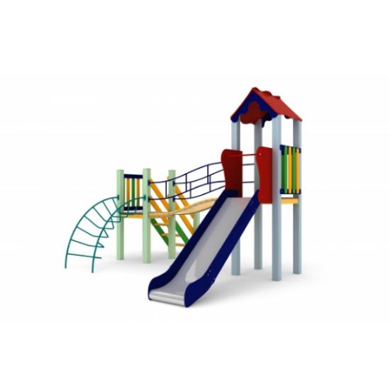 Детский игровой комплекс  Kidigo  Месяц 1,2 - фото №1