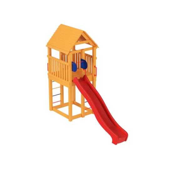 Детский игровой комплекс  Kidigo  Милый 1,5 - фото №1