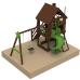 Детский игровой комплекс  Kidigo Мир Развлечений - фото №4