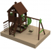 Детский игровой комплекс  Kidigo Мир Развлечений - фото №3