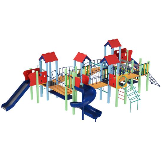 Детский игровой комплекс  Kidigo  Остров - фото №1