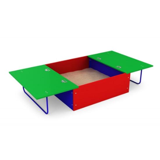 Детский игровой комплекс  Kidigo Раскладушка 0,9х0,9 м - фото №1